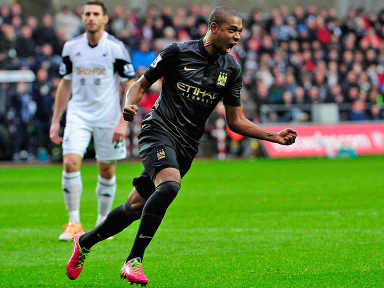 Fernandinho: Could miss Champions League tie