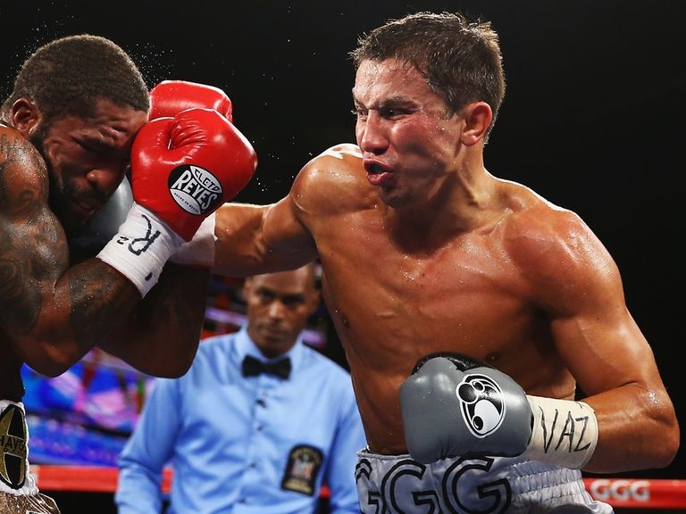 Gennady Golovkin: Looks unbeatable at the moment