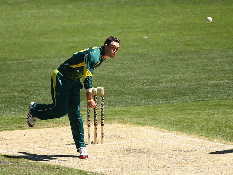 Glenn Maxwell: Targeting another whitewash in the ODI series