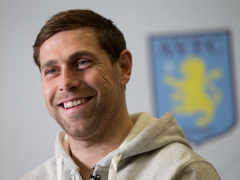 Grant Holt: Can't wait to feature for Villa