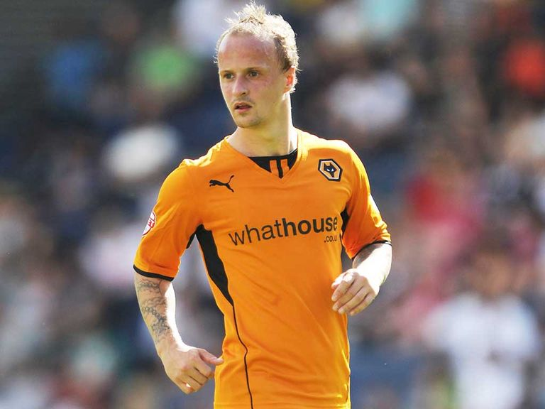 Leigh Griffiths: Wolves striker is a target for Celtic