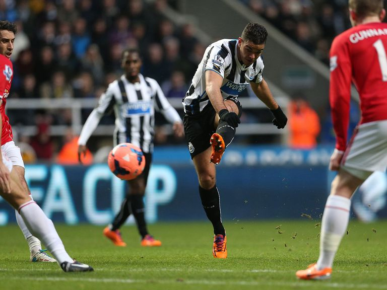 Hatem Ben Arfa: Urged to raise his game