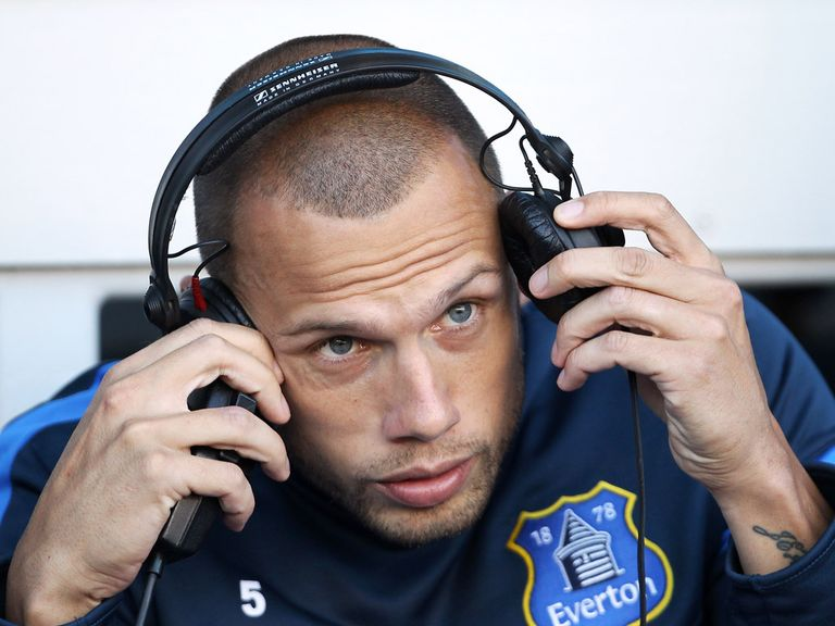 Heitinga: Joins Fulham until the end of the season
