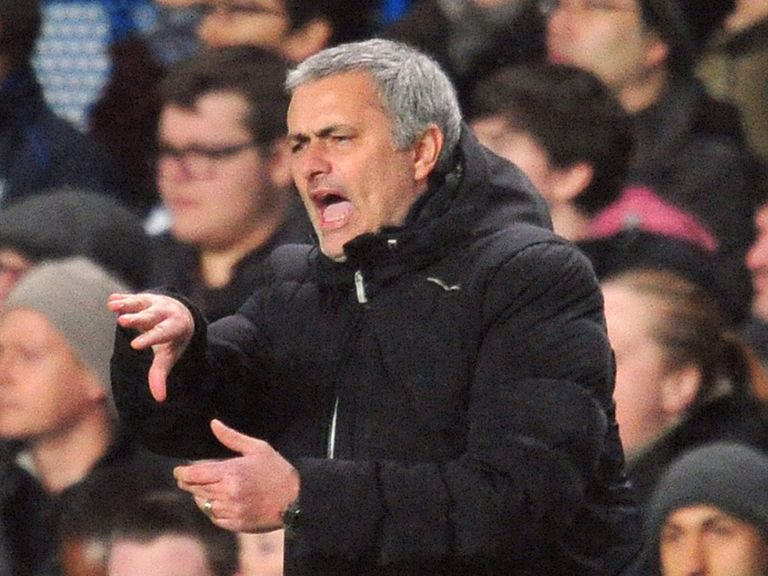 Jose Mourinho: Concerned by Man City's spending