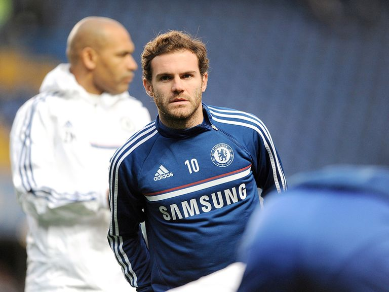 Juan Mata: Looks set for Manchester United move