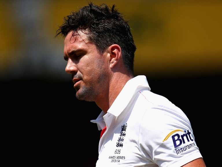 Pietersen: Strained relations with the ECB