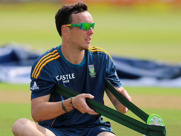 Kyle Abbott: Hampshire's overseas played for 2014