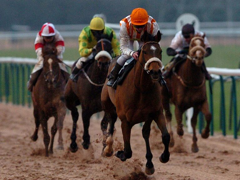 La Estrella: 15 wins already at Southwell