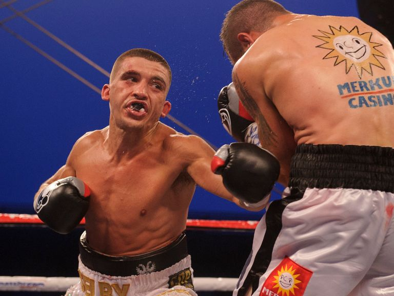 Lee Selby: Home advantage could be crucial
