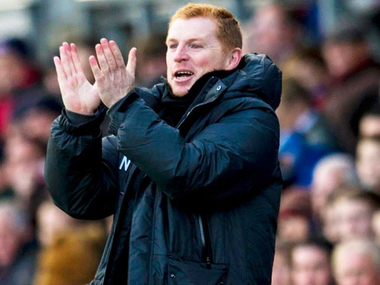 Neil Lennon: Second successive SPFL award