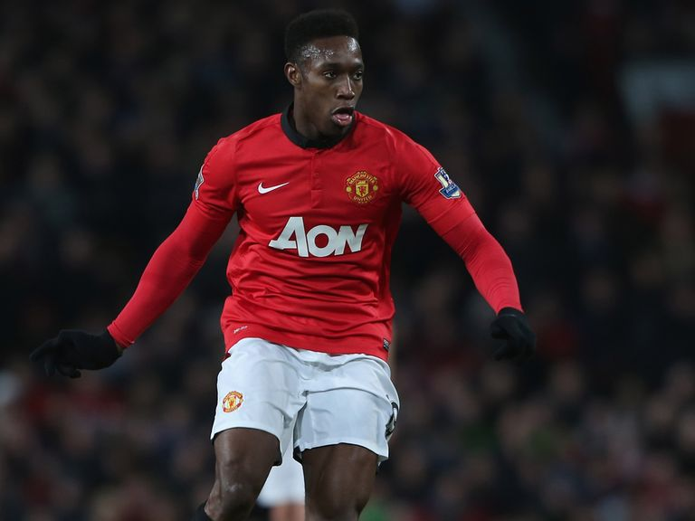 Danny Welbeck: Linked with Manchester United exit