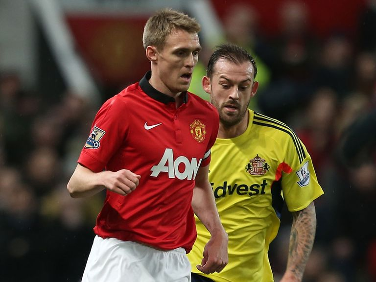 Darren Fletcher: Hoping for a turning point in the season