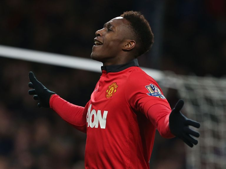 Danny Welbeck: Striker a key figure at Manchester United