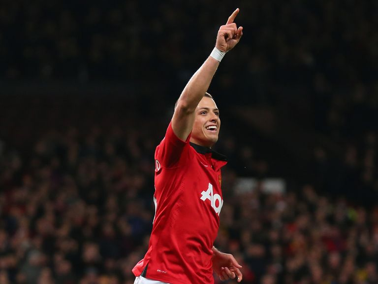 Javier Hernandez: First scorer selection in a game United have to win