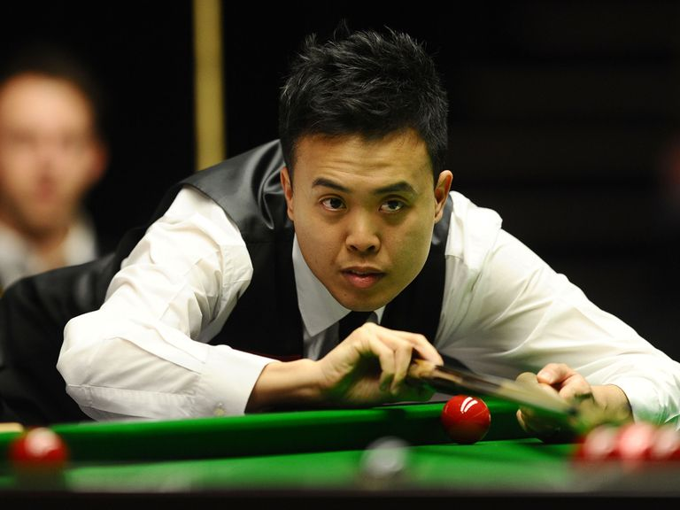 Marco Fu: Saw off the challenge of Judd Trump