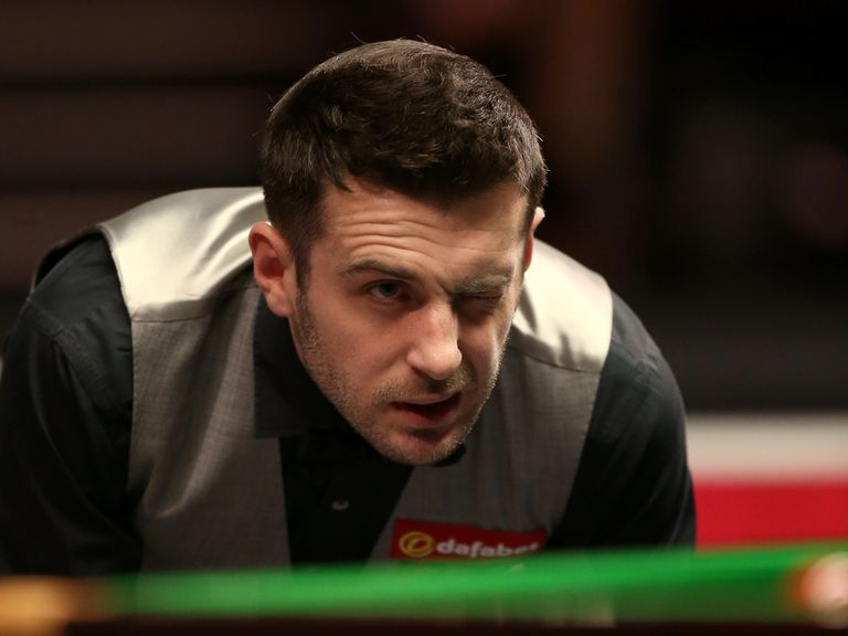 Mark Selby: Superb effort in the final frame