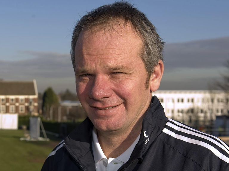 Mick Newell: An early candidate to replace Andy Flower