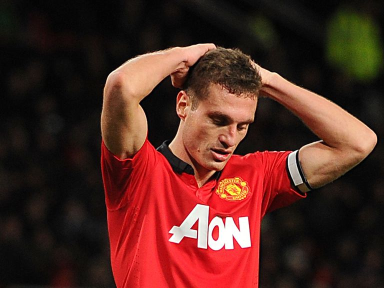 Nemanja Vidic: Trying to lead by example