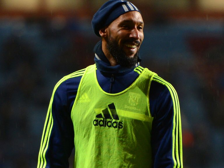 Nicolas Anelka: Caused controversy with a salute