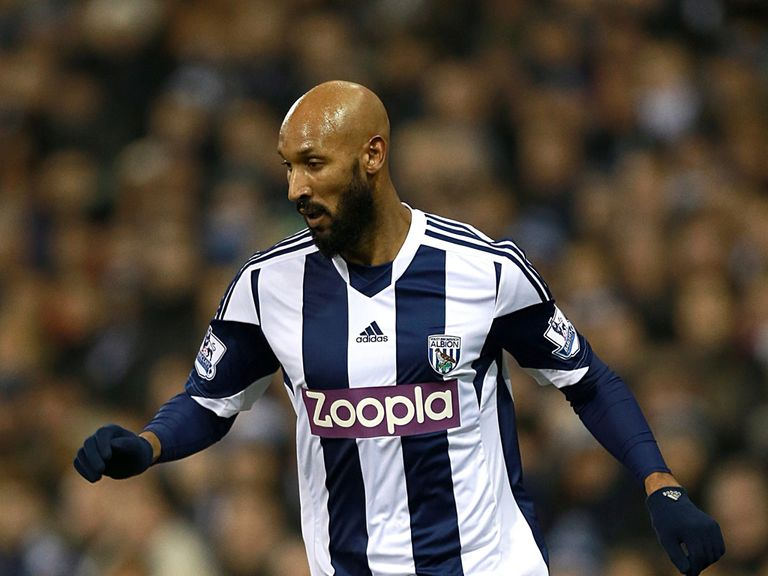 Nicolas Anelka: Not leaving West Brom