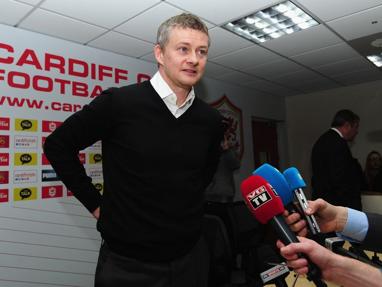 Solskjaer: Has been linked with moves for Zaha and Fabio