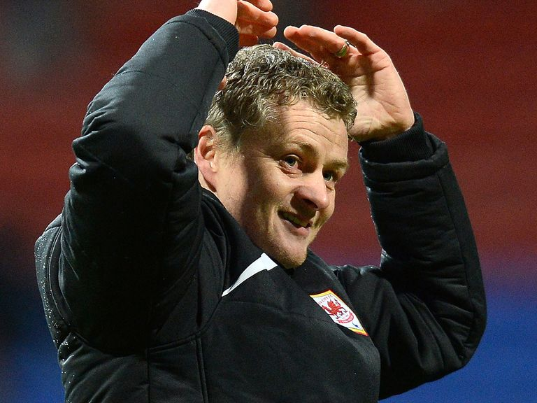 Ole Gunnar Solskjaer: Heads back to Old Trafford