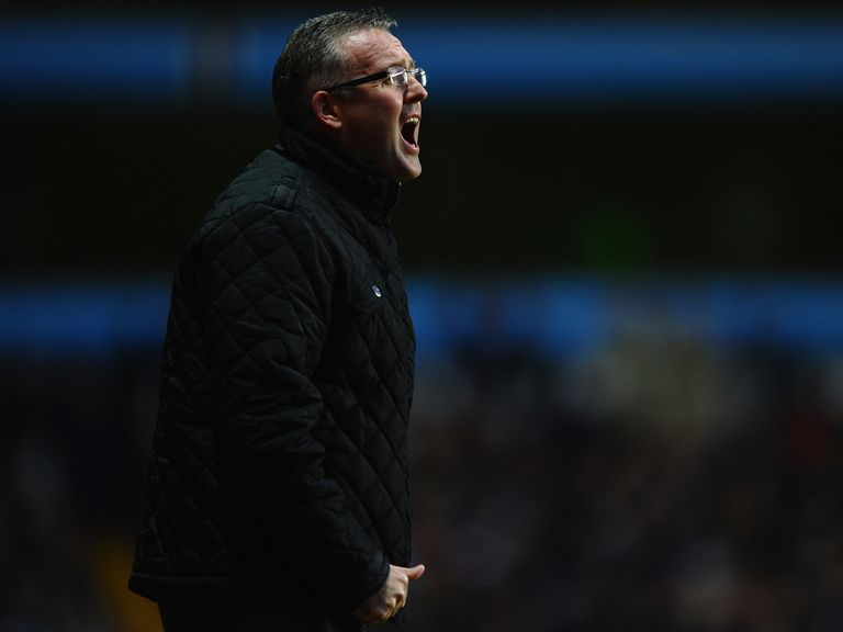 Paul Lambert: Has 'no problem' with Villa crowd