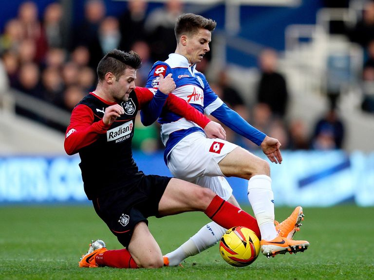 Tom Carroll: On loan at QPR