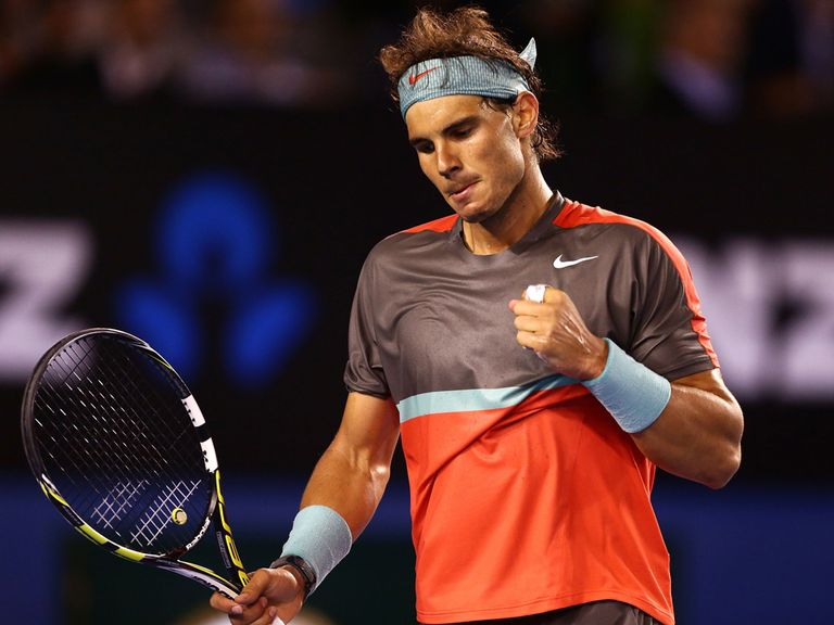 Nadal: Saw off Federer in straight sets
