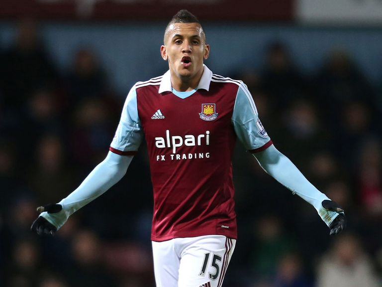 Ravel Morrison: West Ham man linked with a move