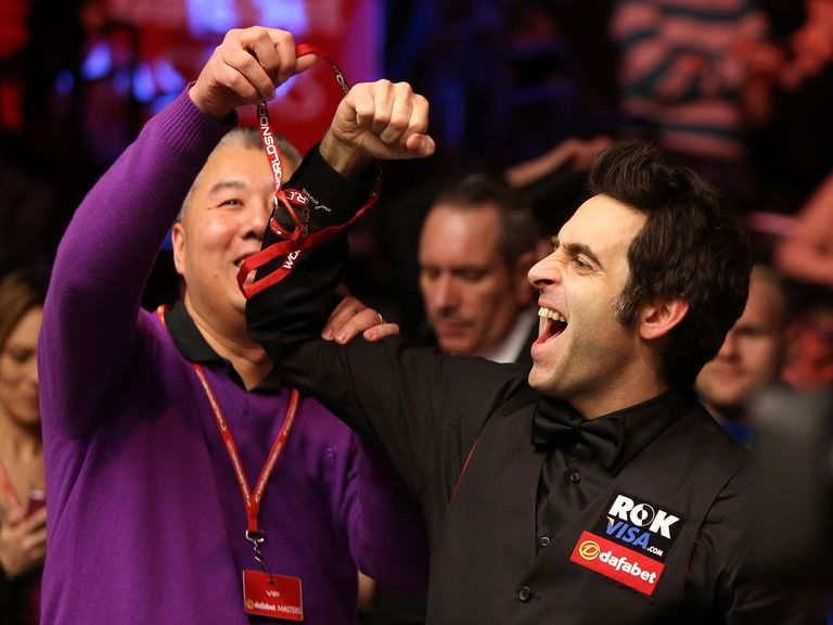 O'Sullivan: Eased to a 10-4 success over Selby
