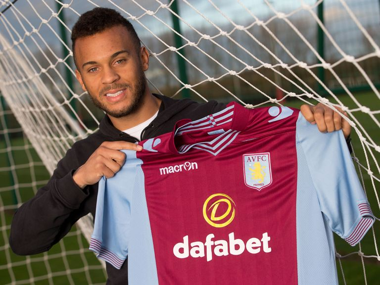 Ryan Bertrand: Spending rest of season on loan with Villa