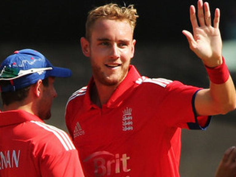 Stuart Broad: Big test for novice skipper