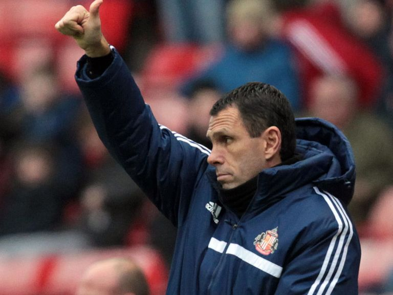 Gus Poyet: Not pleased with reports regarding his players