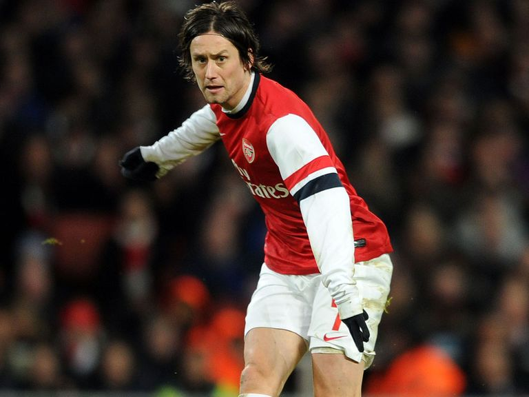 Tomas Rosicky: Gunners have steel to sustain title bid