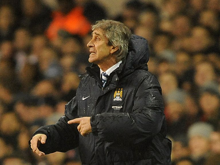 Manuel Pellegrini: Has spoken out about Chelsea's spending