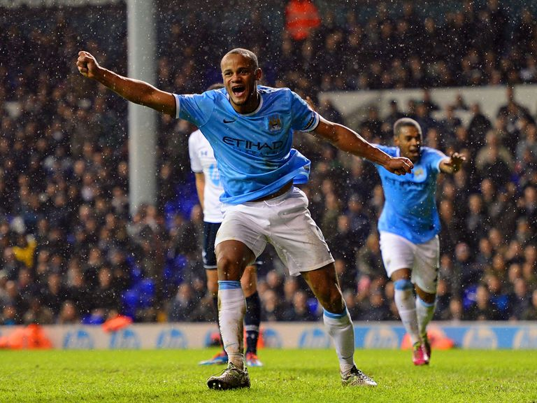 Kompany: Returns from ban and can lead City another Old Trafford victory
