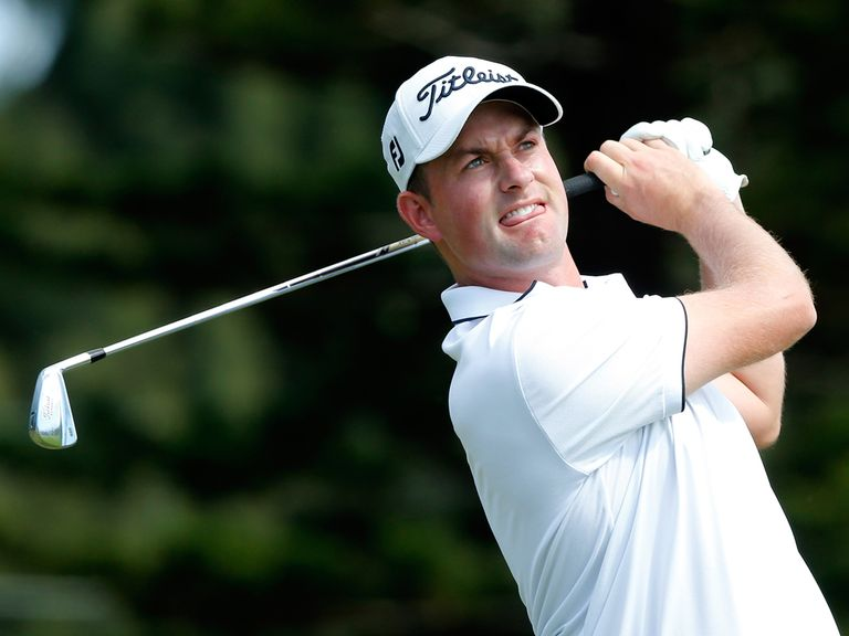 Webb Simpson: Can return to winning ways in home event