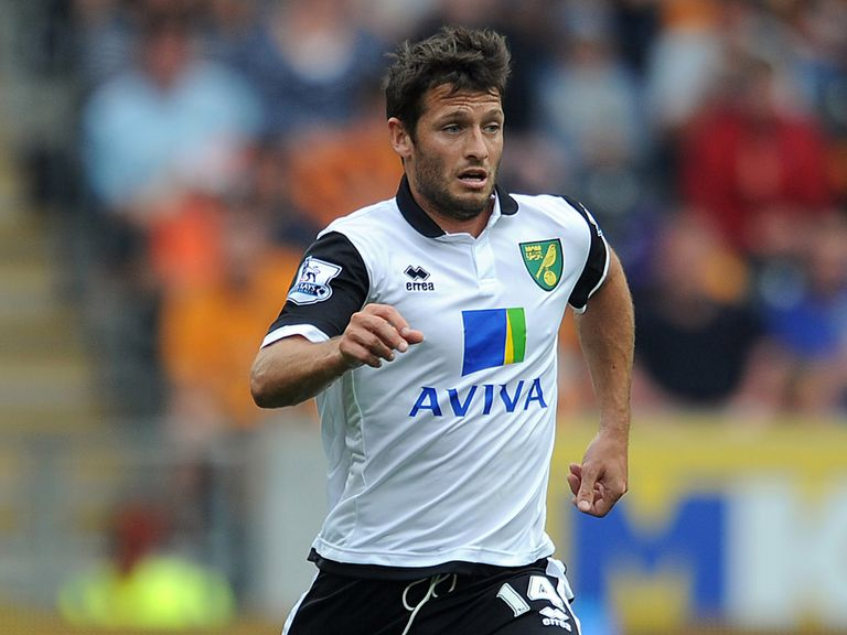 Hoolahan: Keen to leave Carrow Road