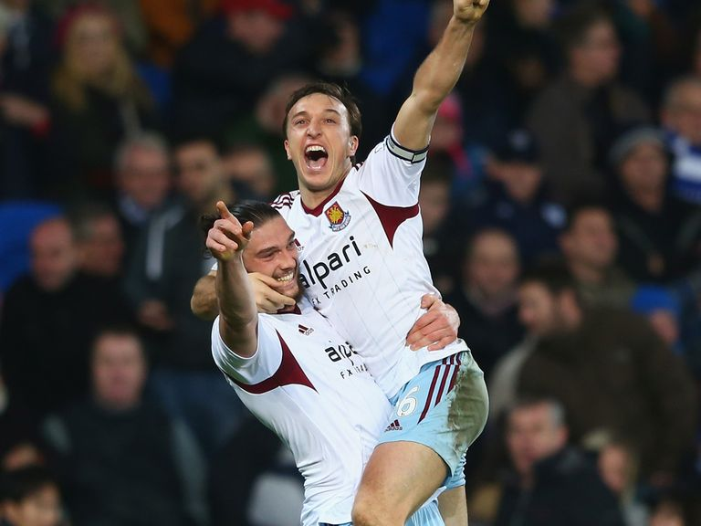 West Ham got back to winning ways with a vital three points in Wales