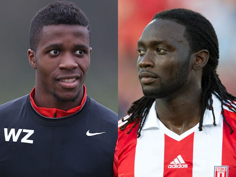 Wilifried Zaha and Kenwyne Jones set to move to Cardiff City