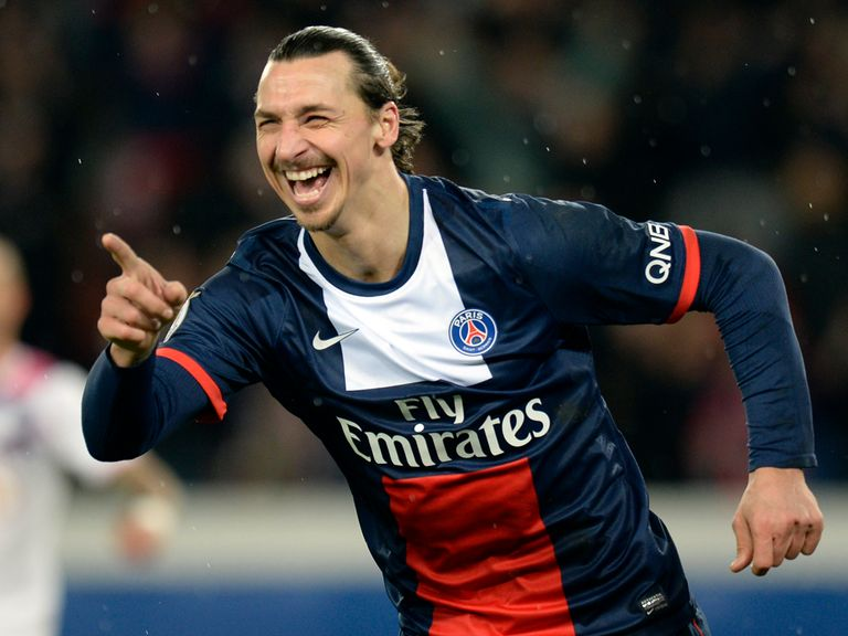 Hut Blog: IBRA NEEDS the Champions League to CEMENT A ... Zlatan Ibrahimovic 2014