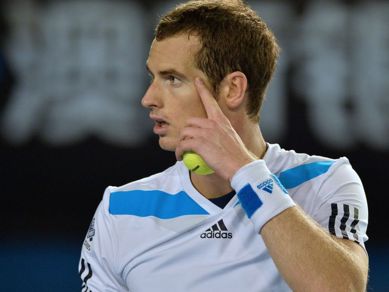 Andy Murray: Will make a decision about his fitness