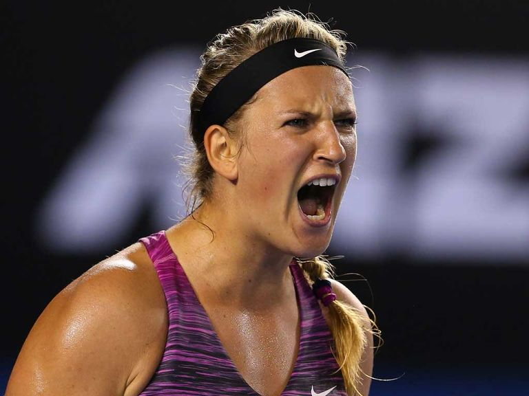 Victoria Azarenka: Misses Doha due to a foot problem