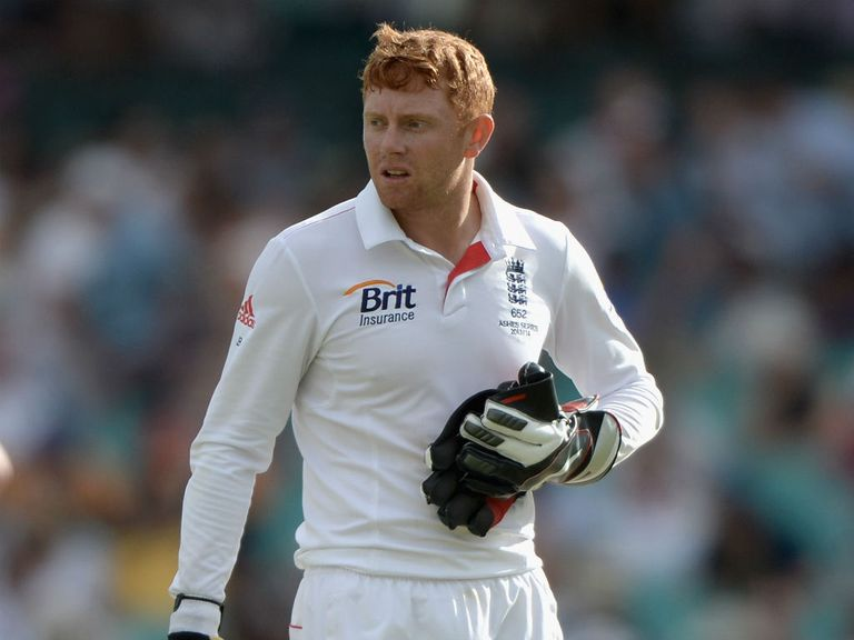 Jonny Bairstow: Not part of the England Test squad