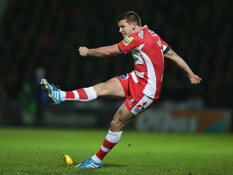 Freddie Burns: Leicester confirm signing
