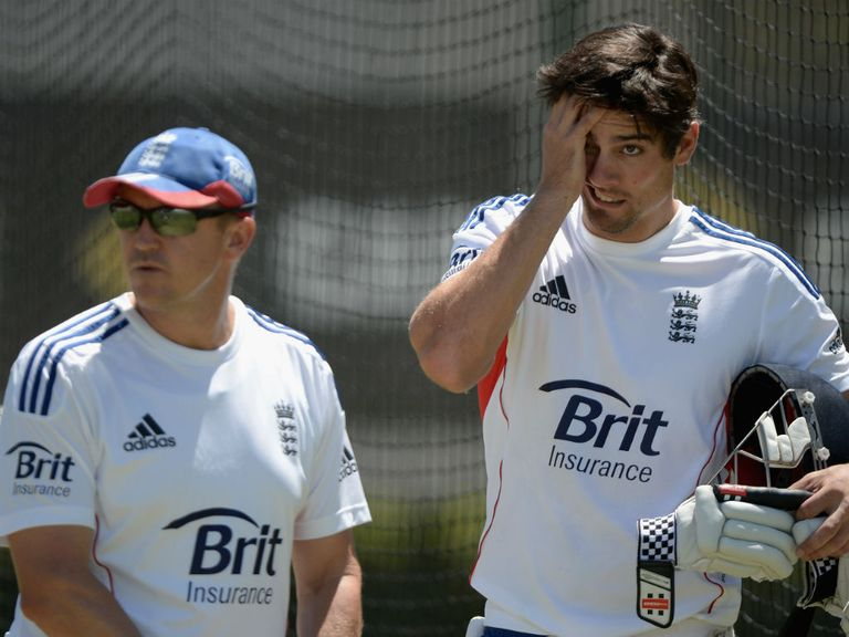 Alastair Cook: Led by example in Perth