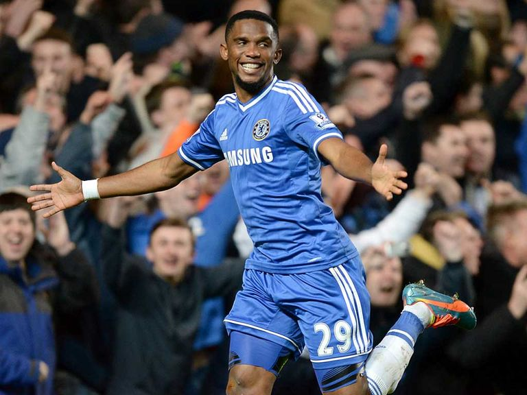 Samuel Eto'o: Wanted by Harry Redknapp and QPR