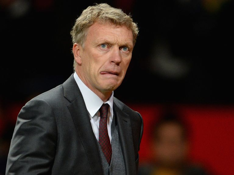 David Moyes: Does not expect Manchester United to do a lot of business in January