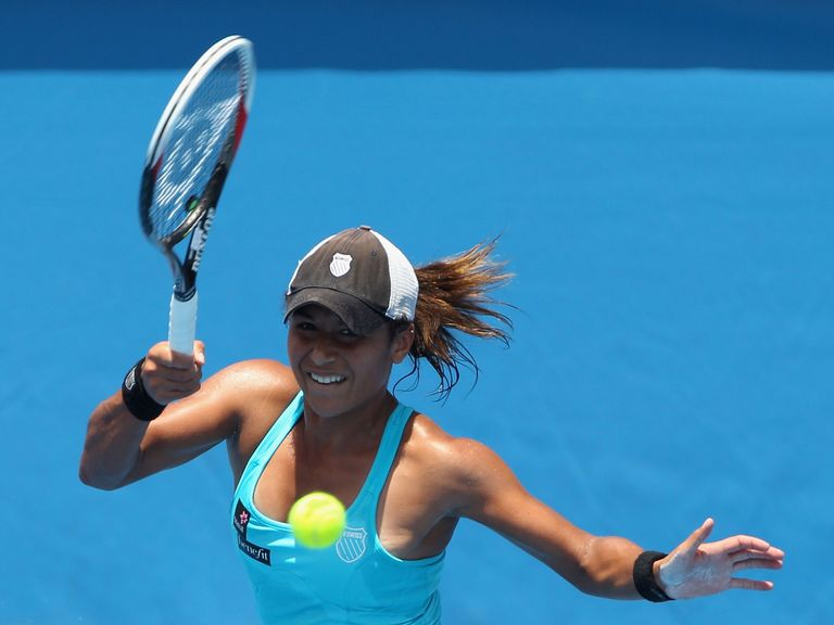 Heather Watson: Through to the final qualifying round